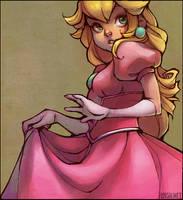 princesse peche by loish