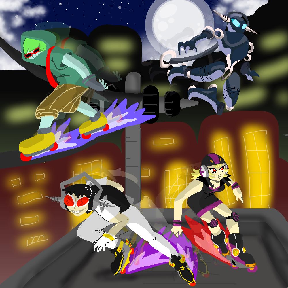 Rokkaku mission by Ask-X-Beat-Jsrf