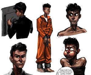 Scott Bellafort character sheet