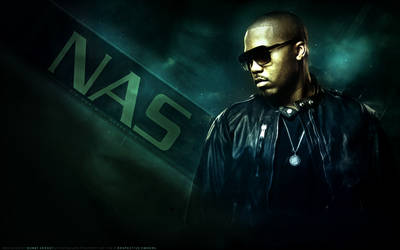 Nas by lyricalflowz