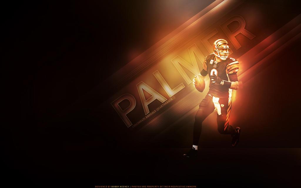 Carson Palmer - 9