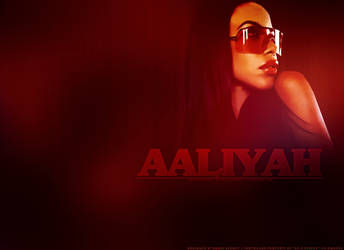 Aaliyah by lyricalflowz