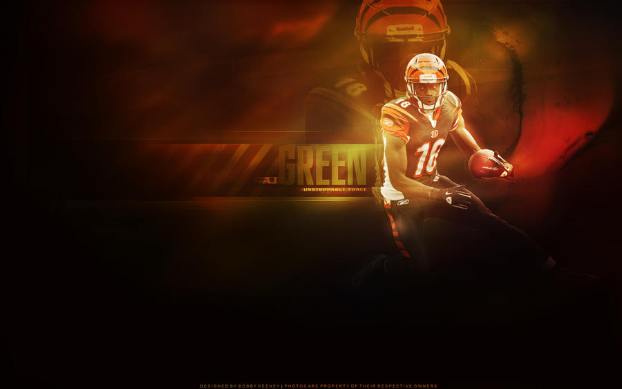 AJ Green By Lyricalflowz