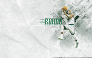 Rajon Rondo by lyricalflowz