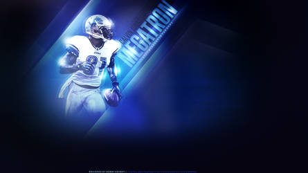 Calvin Megatron Johnson Wallpaper