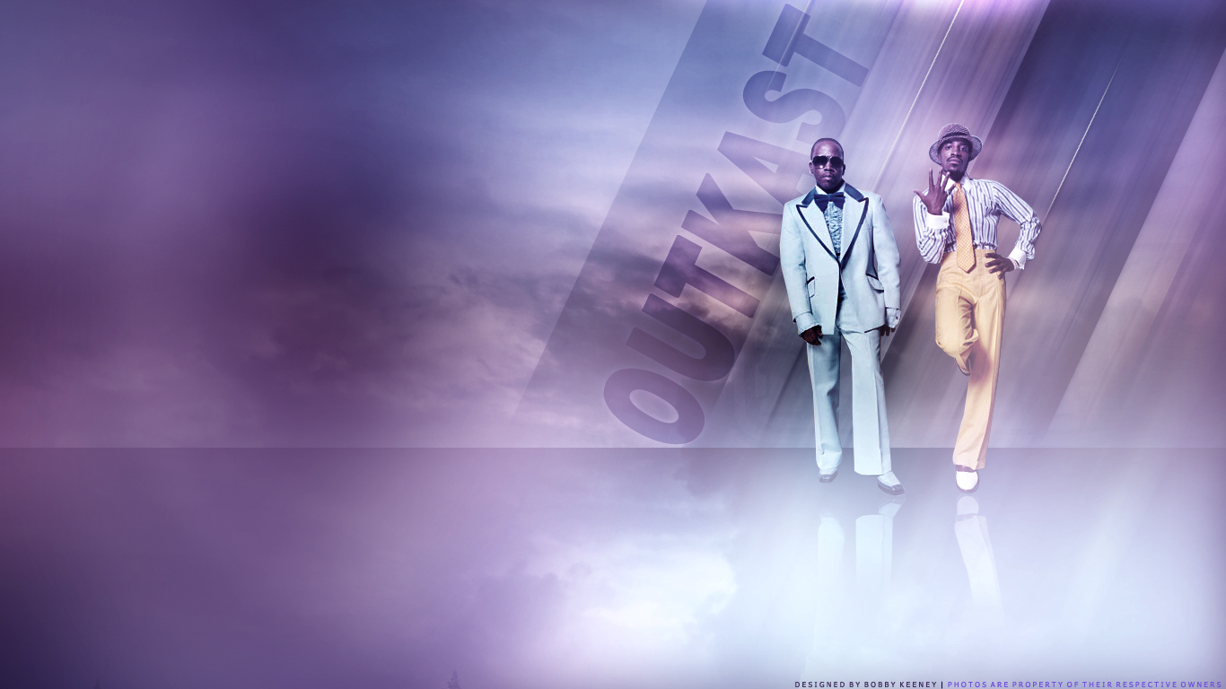 Outkast Wallpaper by lyricalflowz