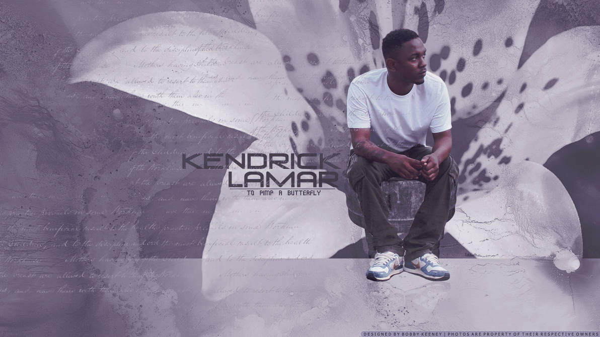 Kendrick Lamar To Pimp A Butterfly Wallpaper By Lyricalflowz On