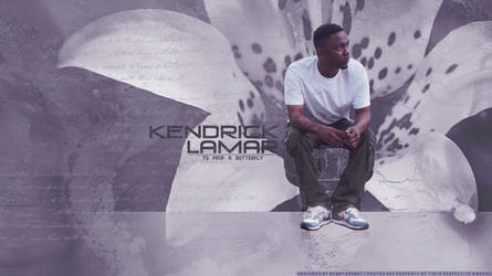 Kendrick Lamar - To Pimp A Butterfly Wallpaper by lyricalflowz
