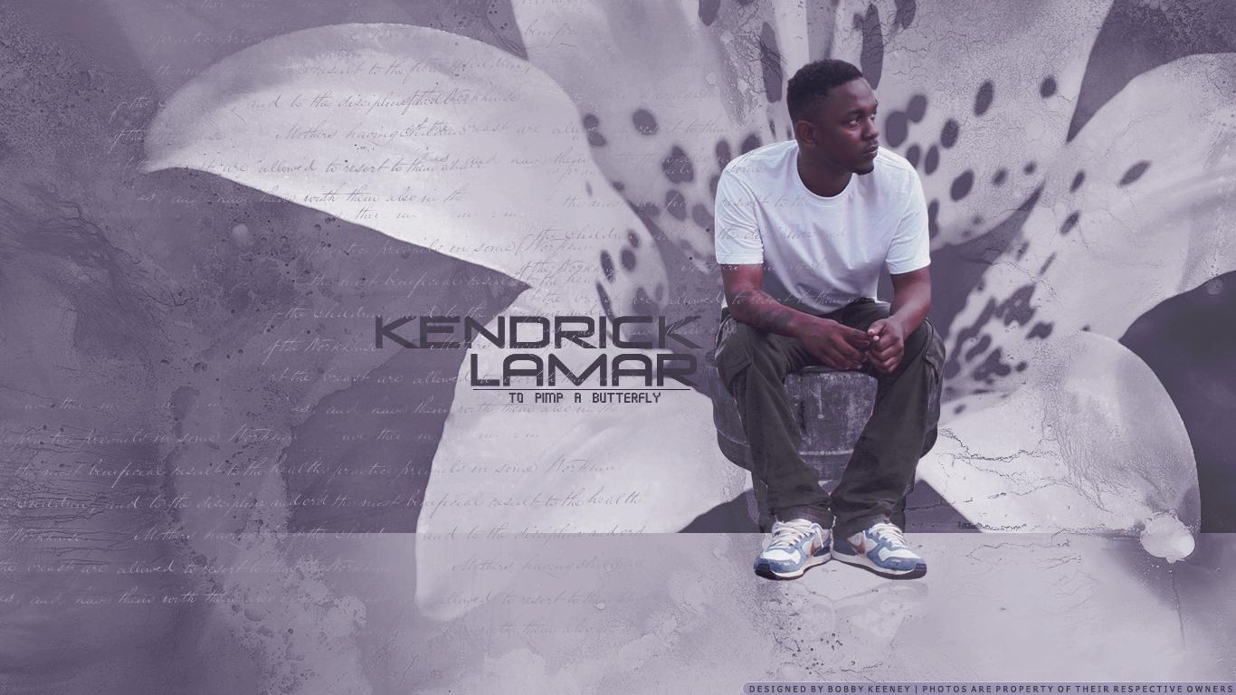 Kendrick Lamar - To Pimp A Butterfly Wallpaper