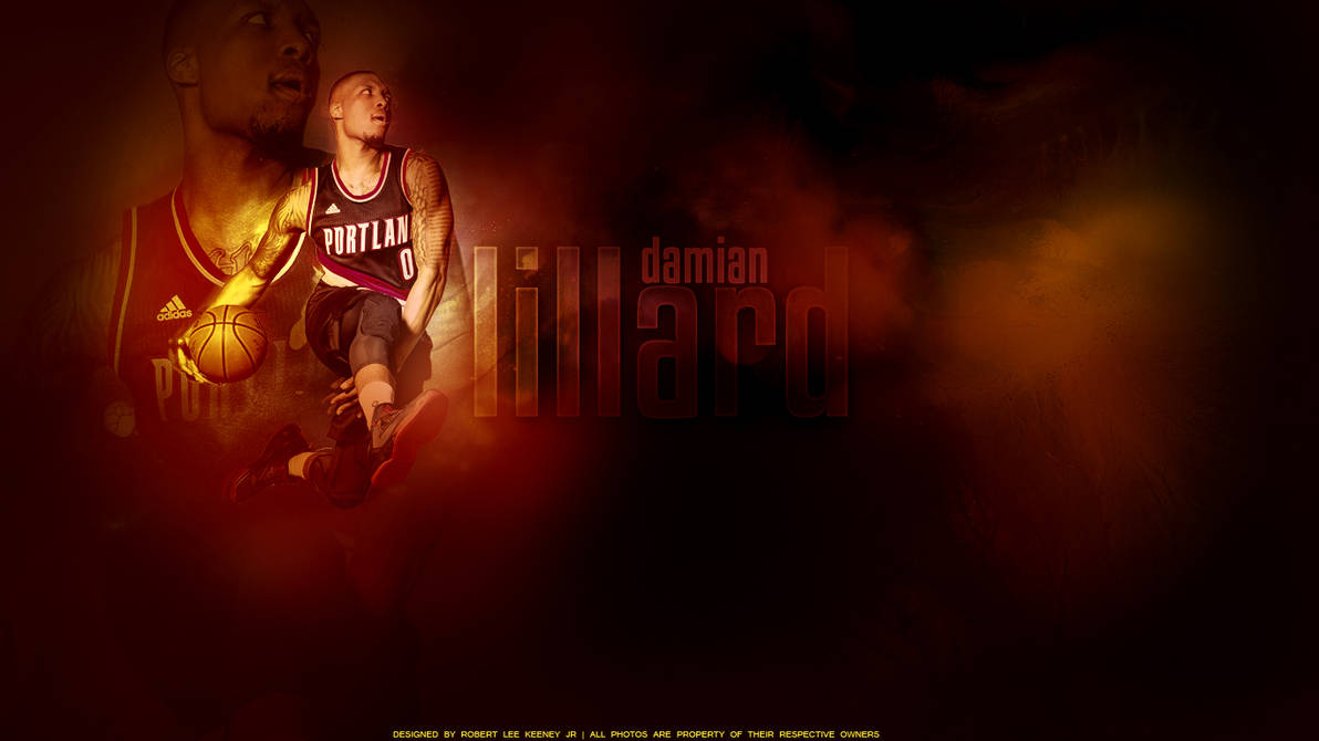 Damian Lillard Wallpaper by lyricalflowz