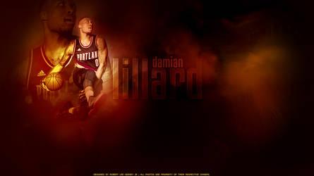 Damian Lillard Wallpaper by lyricalflowz