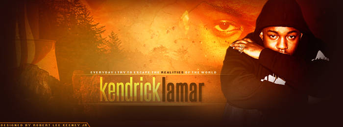 Kendrick Lamar by lyricalflowz