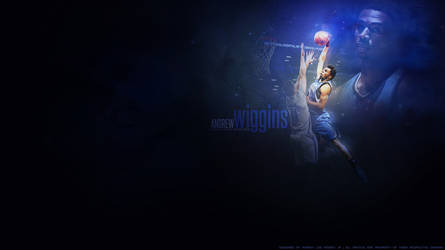 Andrew Wiggins Desktop Wallpaper