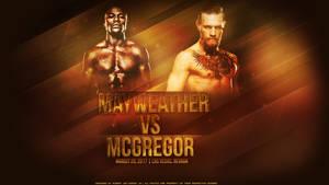 Floyd Mayweather vs Conor McGregor Wallpaper by lyricalflowz