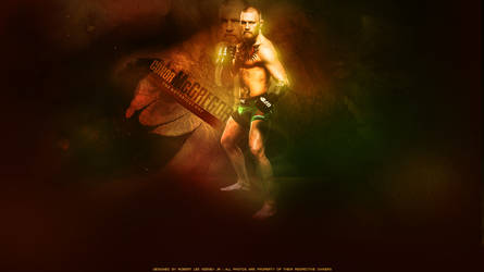 Conor McGregor Wallpaper