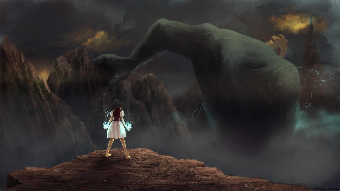 Big Monster by YuSePe