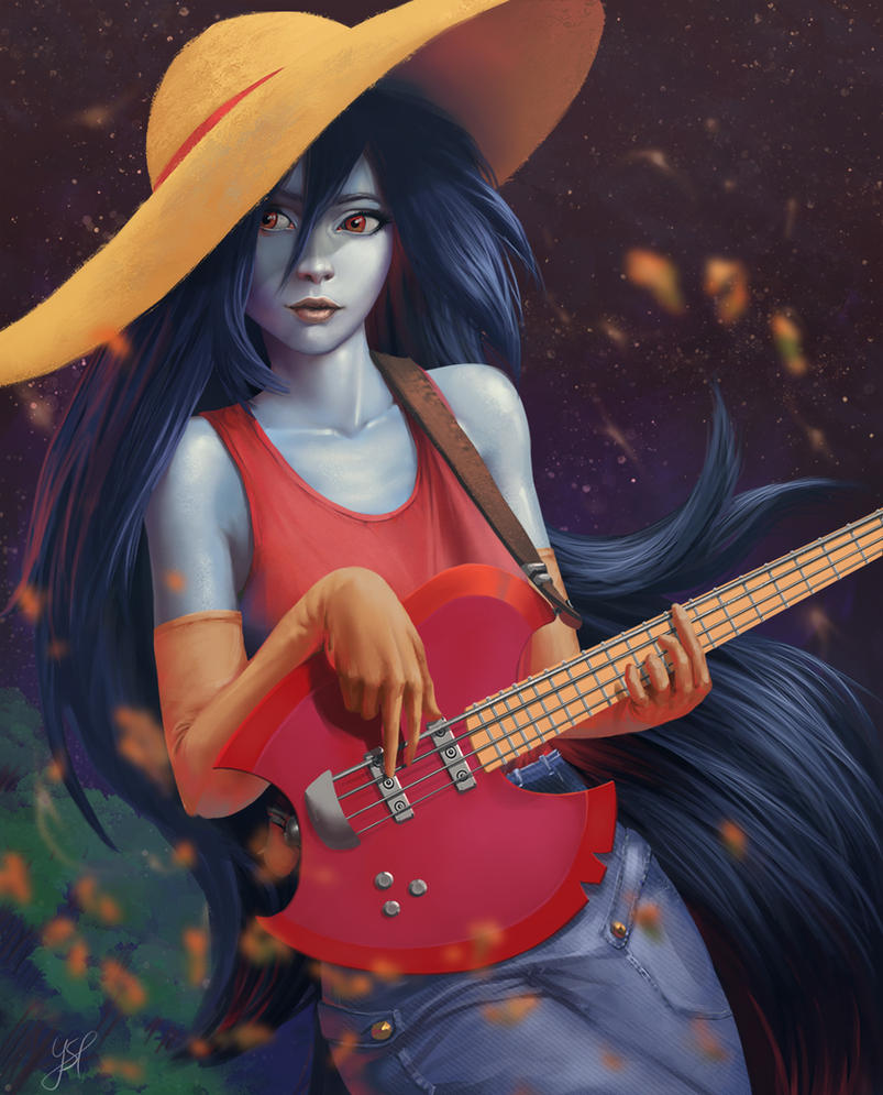 Marceline by YuSePe