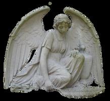 angel sculpture png by erdmute