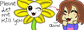 Flowey Is Cute by StarlightTwinkle765