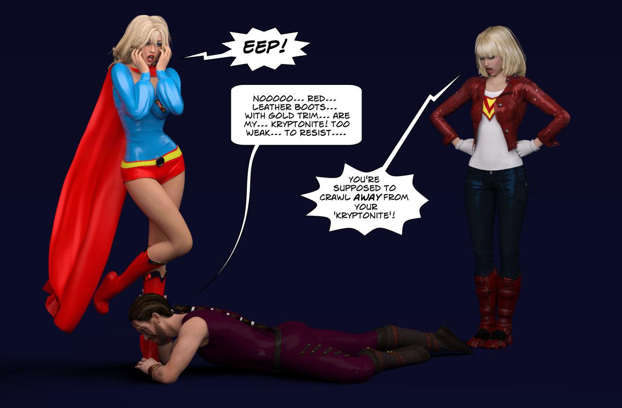 Naughty Boy discovers his Kryptonite