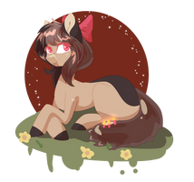 Pixel Art Comision by fufux400