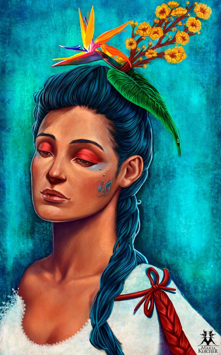 Elizabeth by onnirica
