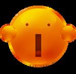 Glassy Emoticon by Lukezz