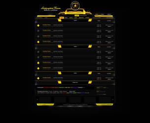 Lamborghini forum by Lukezz