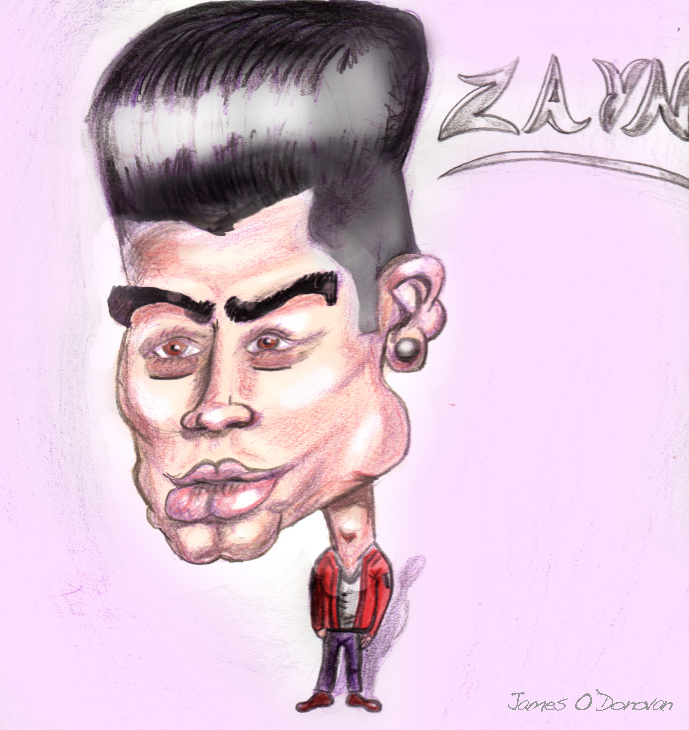 Zayn one direction caricature by scriptologist on deviantart zayn one direction caricature by scriptologist voltagebd Images