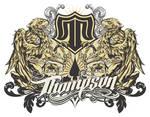 Thompson t-shirt Griffons