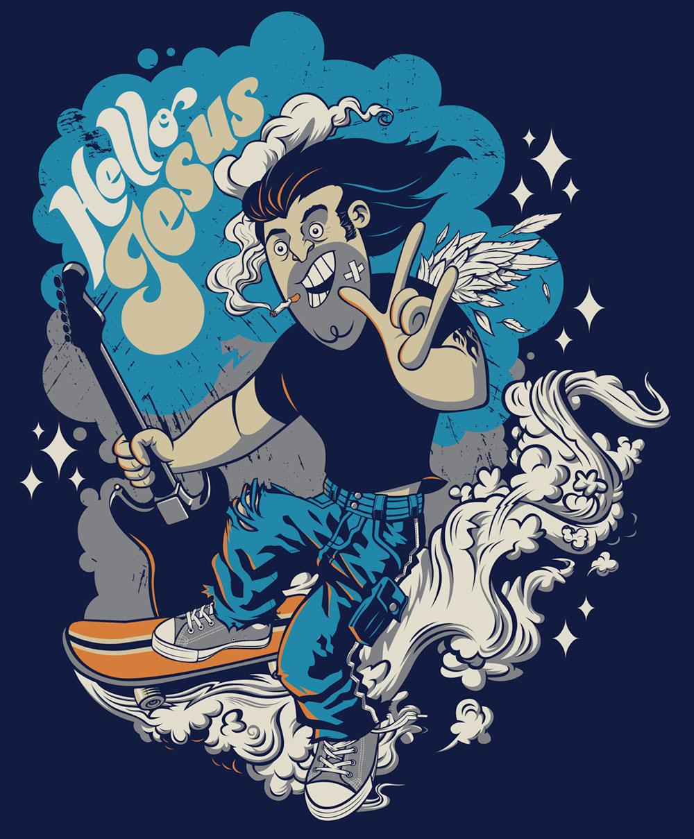 Joselitos Heaven by Rusc