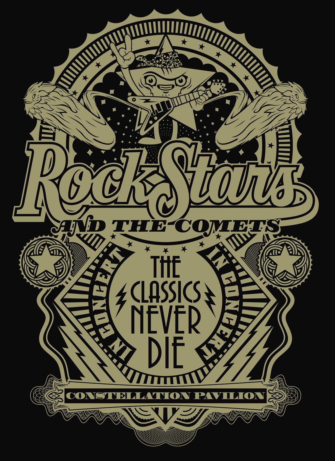 Rock Stars by Rusc