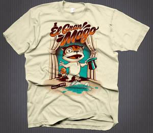 El Gran Mago T-shirt