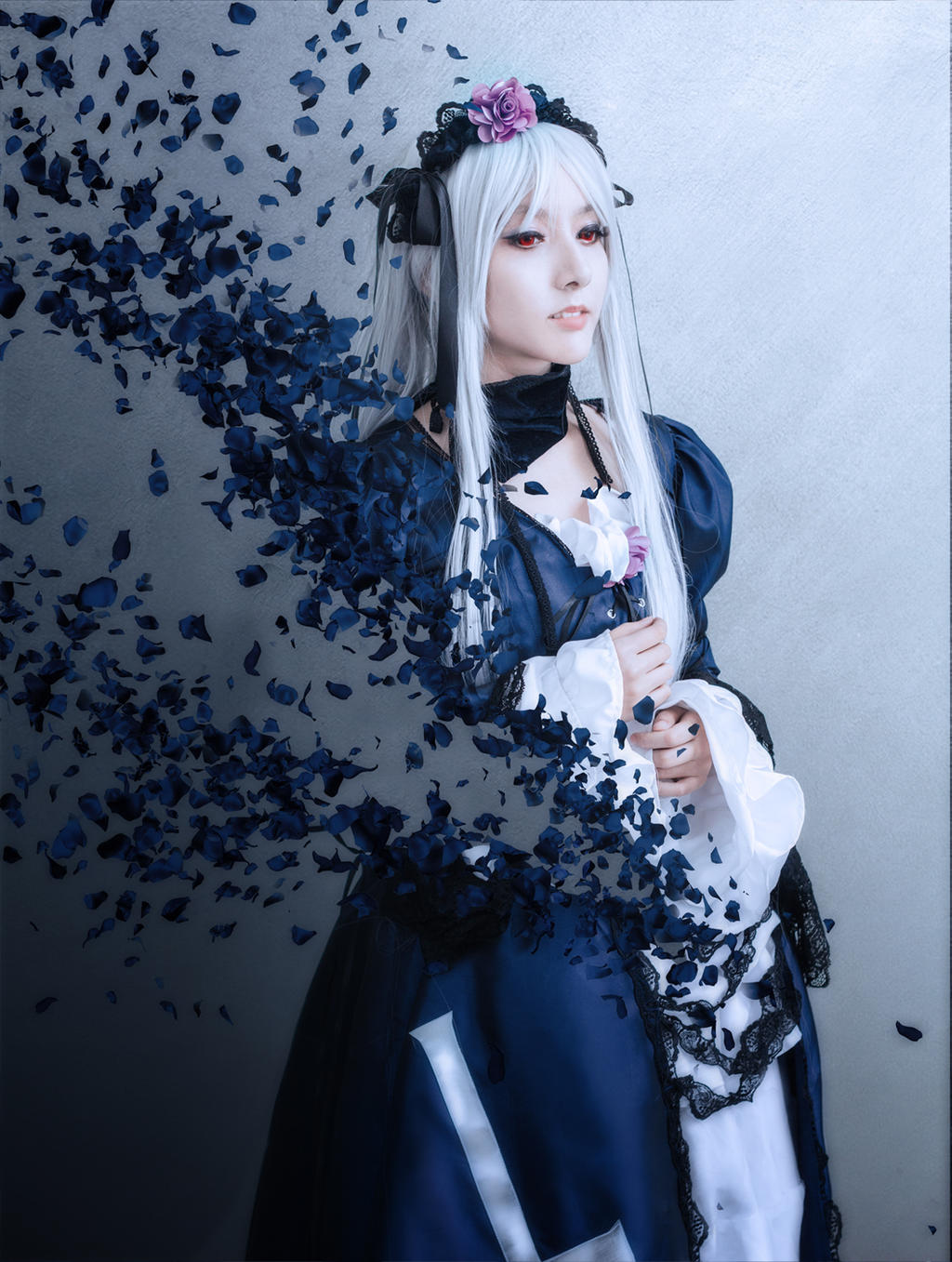 Death of Suigintou by Crimson-Shad