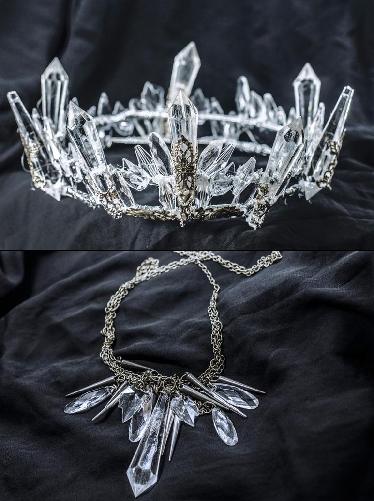 Frozen crown by Crimson-Shad