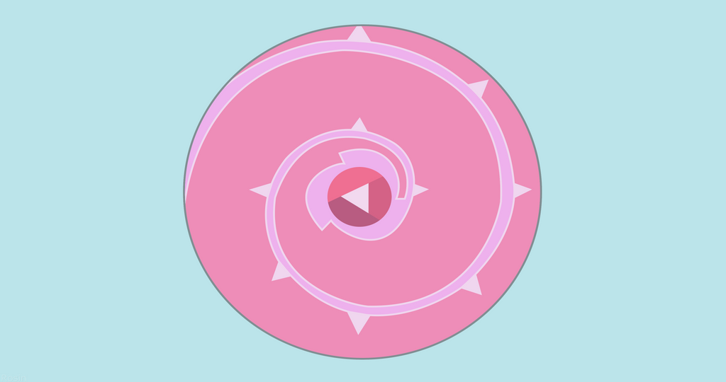 Steven Universe Rose Quartz Symbol: Stevens Shield 4K By Amber-Rosin On DeviantArt