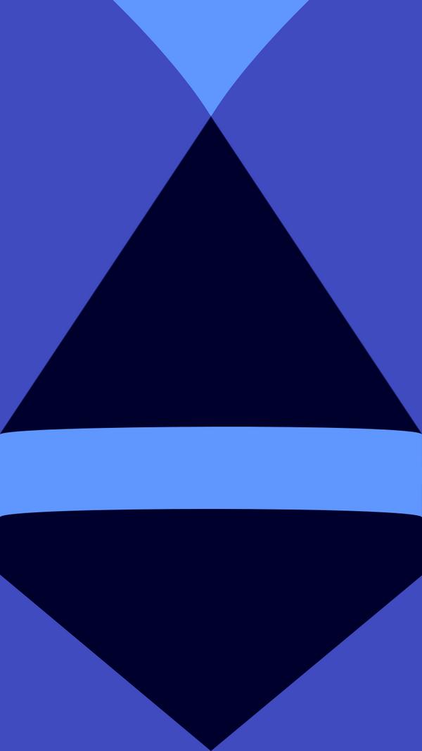 Lapis Lazuli Iphone Wallpaper By Amber Rosin