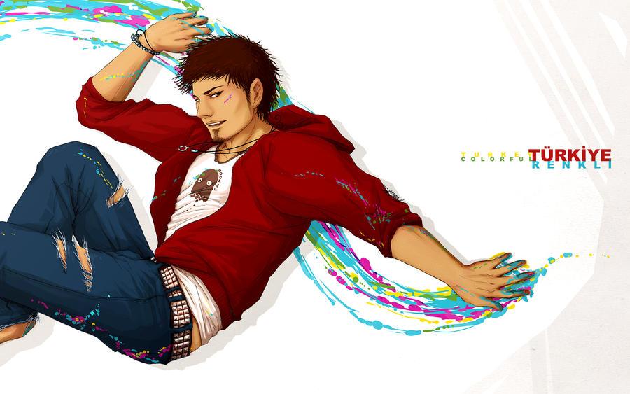 colorful_wallpaper no1 by KlaudiaK
