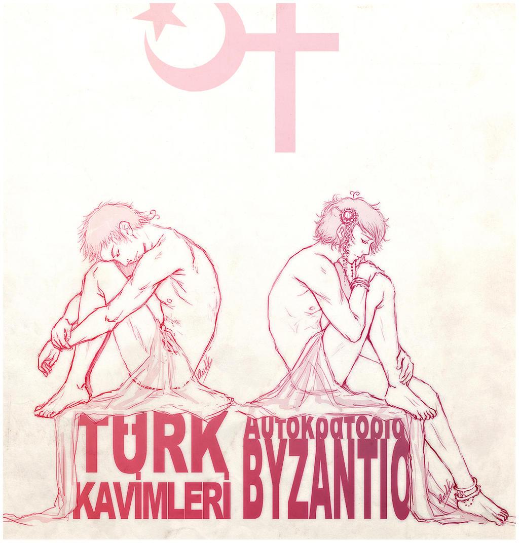 turk kavimleri ve bizans by KlaudiaK