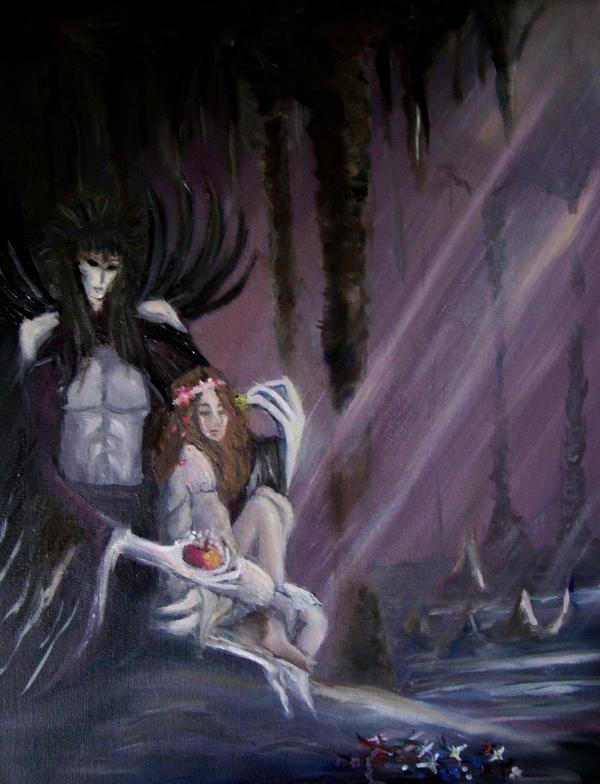 Copyright 2007-2014 eitherangel from DeviantArtHades Abducting Persephone