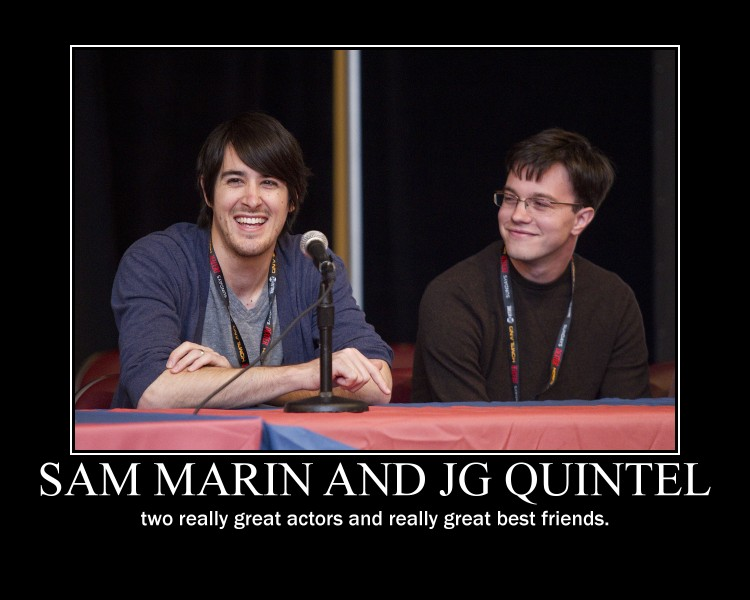 motivation jg quintel and sam marin by becaveach21