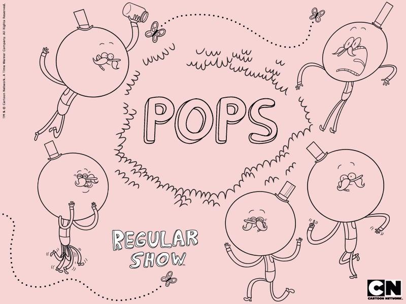 Pops Wallpaper