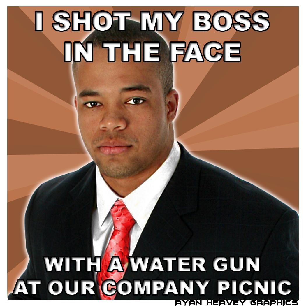 successful Black Man MEME 4 by RyanHervey on deviantART