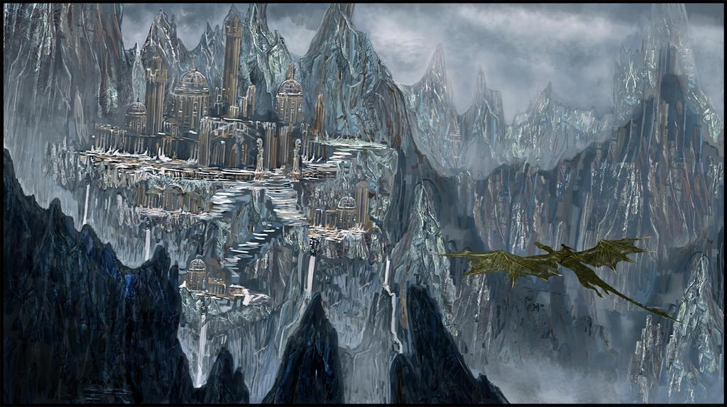 Frost Firekeep by Karamissa