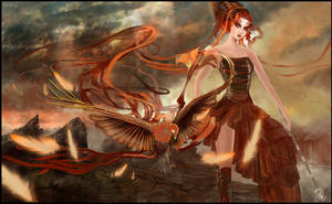 Sorceress by Karamissa