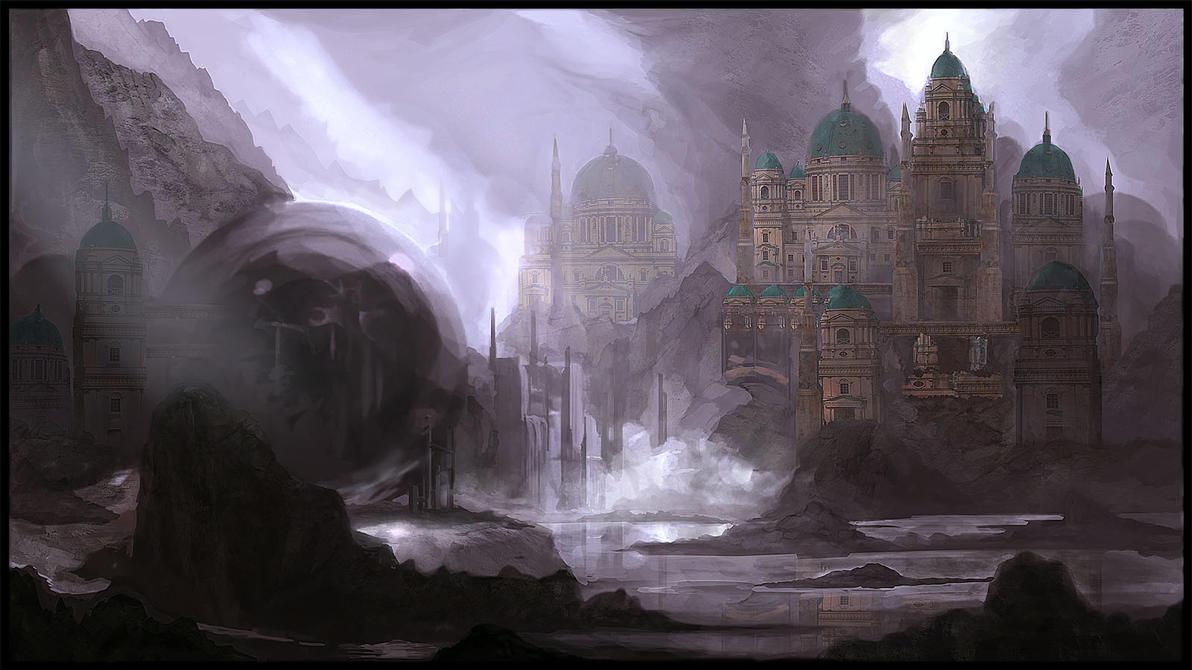 Ancient memories by Karamissa