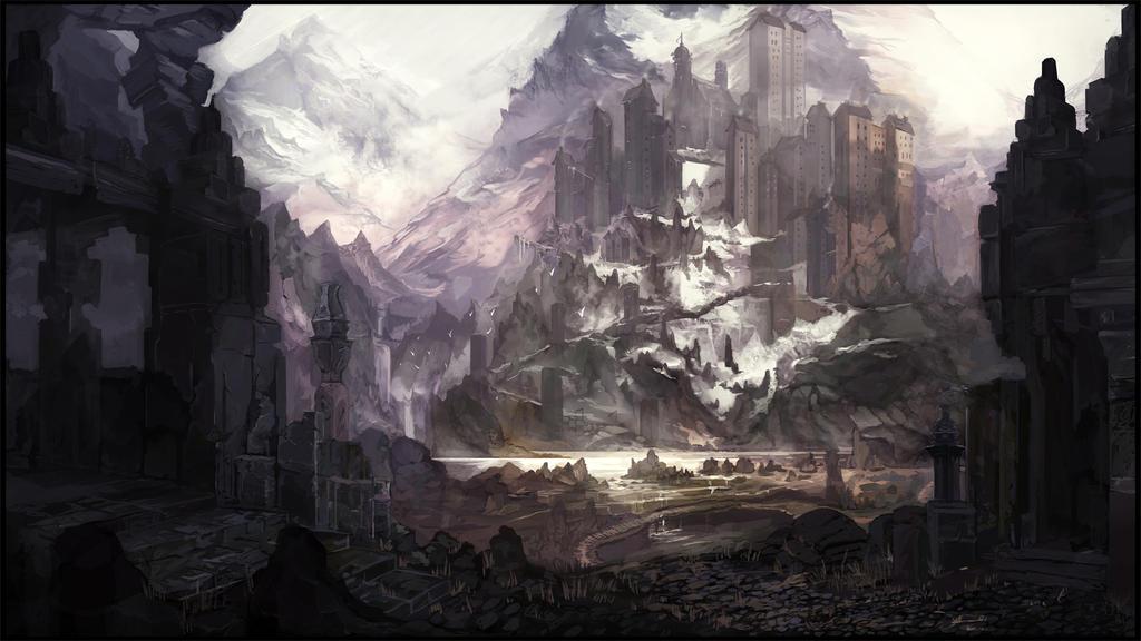 Long road to Oblivion by Karamissa