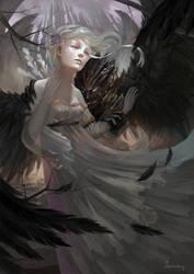 Lost soul by Karamissa