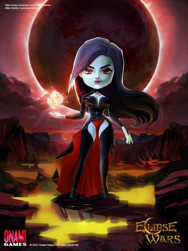 Eclipse Wars by Karamissa