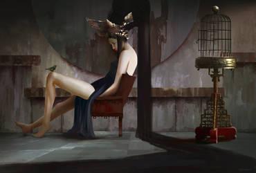 Nightingale by Karamissa